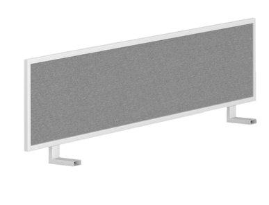 Перегородка NOVA для одиночного стола NOVA U slide фабрики Narbutas
