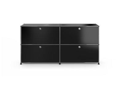 Система хранения (4 ящика) черная фабрики SmartModule