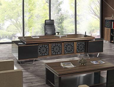 Стол для руководителей Darga фабрики FLEKSSIT