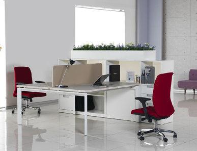 Стол письменный Ferro Series фабрики FLEKSSIT