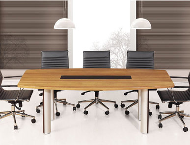 Стол для переговоров STP Meeting фабрики FLEKSSIT