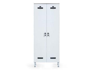 Шкаф-локер KDL 52 S802 фабрики FLEKSSIT