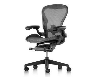 Кресло для сотрудников AERON фабрики Herman Miller