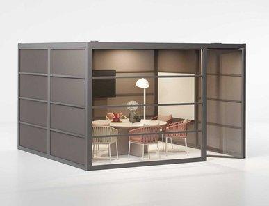 Акустическая комната ACOUSTIC ROOMS фабрики KETTAL