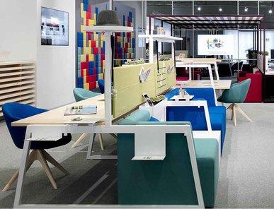 Рабочая станция FUSION фабрики CUF Milano