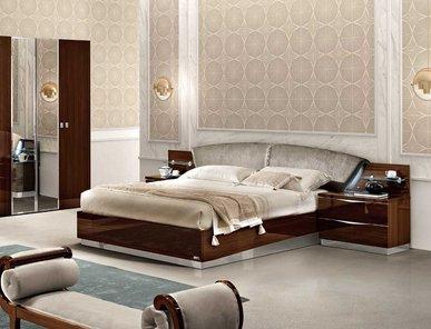 Итальянская спальня ONDA WALNUT фабрики MODUM