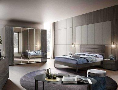 Итальянская спальня TEKNO фабрики MODUM