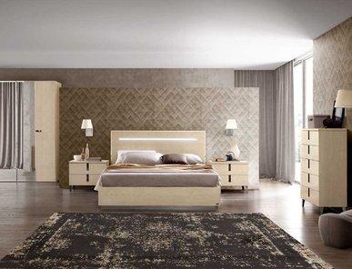 Итальянская спальня AMBRA фабрики MODUM