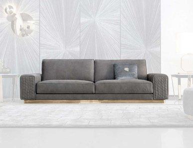 Итальянское диван на деревянном основании CHARISMA фабрики GIORGIO COLLECTION