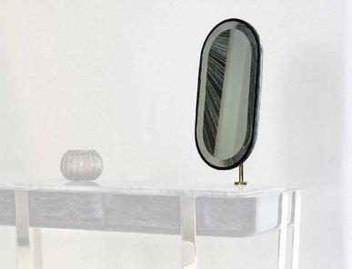 Итальянское зеркало для туалетного столика CHARISMA фабрики GIORGIO COLLECTION