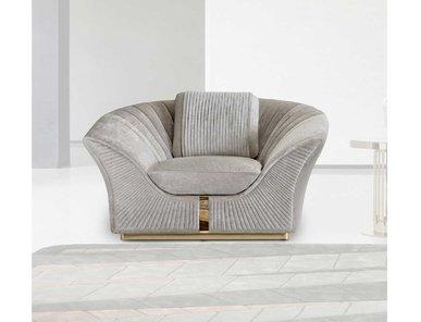 "Итальянское кресло ""Passion"" CHARISMA фабрики GIORGIO COLLECTION"