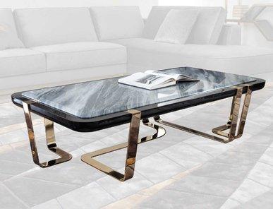 Итальянский прямоугольный журнальный столик CHARISMA фабрики GIORGIO COLLECTION