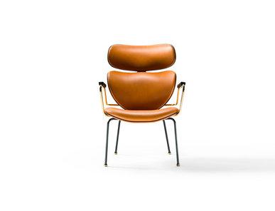 Итальянское кресло Asia фабрики BLACK TIE