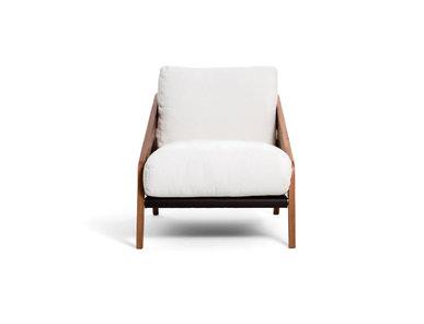 Итальянское кресло Frisè фабрики BLACK TIE