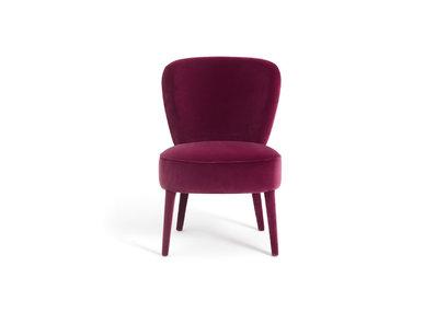 Итальянский стул Cloè фабрики BLACK TIE