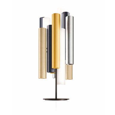Итальянская настольная лампа TOOT фабрики KUNDALINI