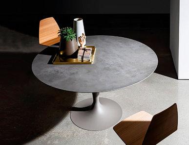 Итальянский стол FLÛTE фабрики SOVET