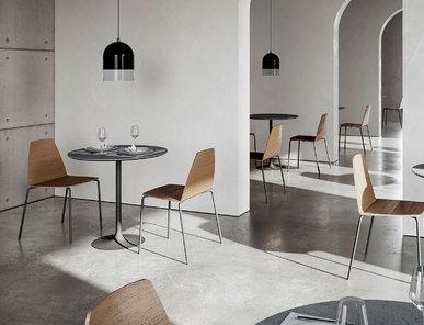 Итальянский стол FLÛTE BAR фабрики SOVET