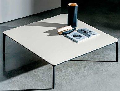 Итальянский журнальный столик SLIM H37 фабрики SOVET