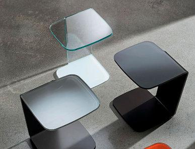 Итальянский журнальный столик SHELL фабрики SOVET