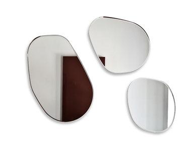 Итальянское зеркало GOCCE DI RUGIADA фабрики SOVET
