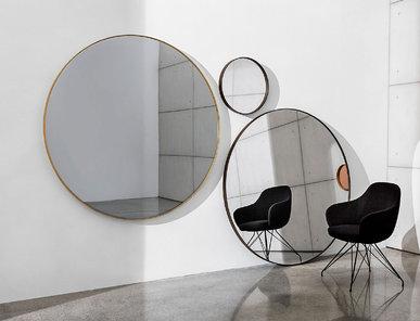 Итальянское зеркало VISUAL ROUND фабрики SOVET