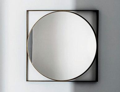 Итальянское зеркало VISUAL GEOMETRIC фабрики SOVET