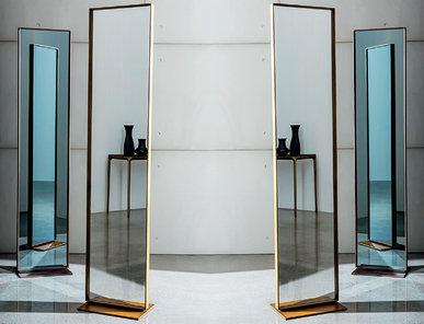 Итальянское зеркало VISUAL FREE STANDING фабрики SOVET