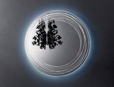 Итальянское зеркало VERTIGO фабрики SOVET