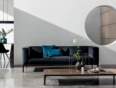 Итальянский диван SLIM SOFA фабрики SOVET