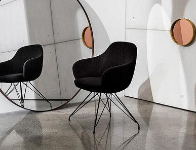 Итальянский стул CADIRA WIRE фабрики SOVET
