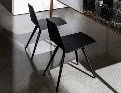 Итальянский стул SILA cone shaped фабрики SOVET