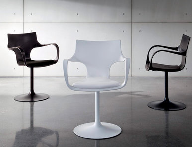 Итальянский стул FLÛTE GIREVOLE фабрики SOVET