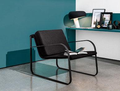 Итальянское кресло BUGATTI фабрики SOVET