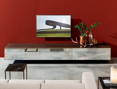 Итальянская тумба для TV Hi-Fi MAGDA фабрики SOVET