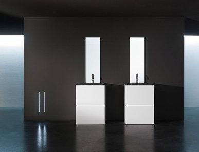 Итальянская ванная комната B2 фабрики MINIMAL