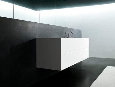 Итальянская ванная комната B3 фабрики MINIMAL