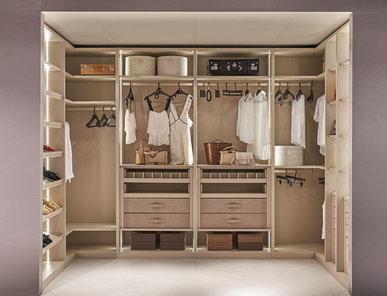 Итальянская гардеробня Atlante фабрики EMMEBI