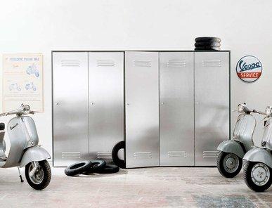 Итальянский шкаф CityBox фабрики EMMEBI