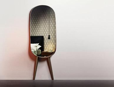 Итальянское зеркало Anja фабрики EMMEBI