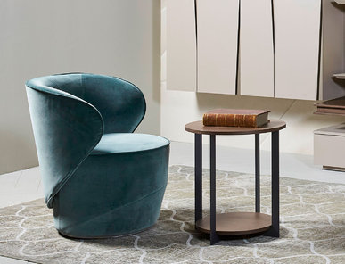 Итальянское кресло Grace фабрики EMMEBI