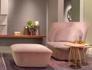 Итальянская мягкая мебель Soho фабрики EMMEBI