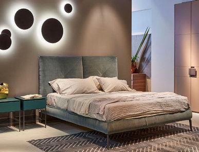 Итальянская кровать Charlotte фабрики EMMEBI