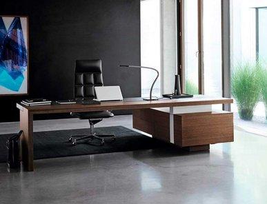 Итальянский письменный стол CEOO фабрики CUF Milano