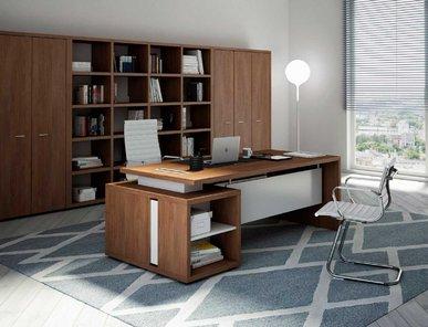 Итальянский письменный стол Brera фабрики CUF Milano