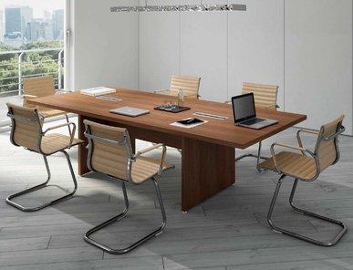 Итальянский стол для переговоров Brera фабрики CUF Milano