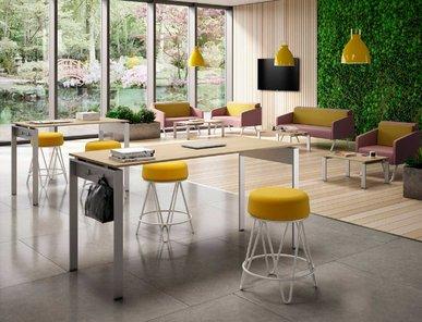 Итальянский стол для переговоров Standing фабрики CUF Milano