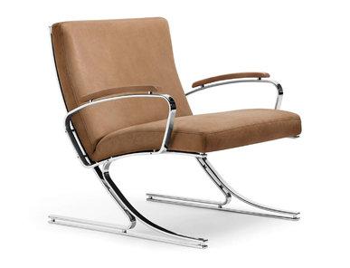 Итальянское кресло BERLIN CHAIR фабрики CUF Milano