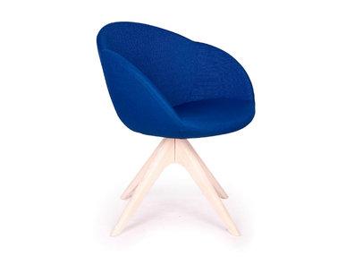 Итальянское кресло IRIS фабрики CUF Milano