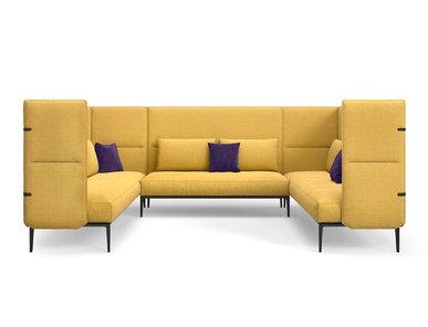 Итальянский диван JAAN SILENT фабрики CUF Milano